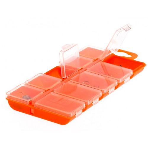 Коробка Aquatech 2310 10 ячеек с крышками