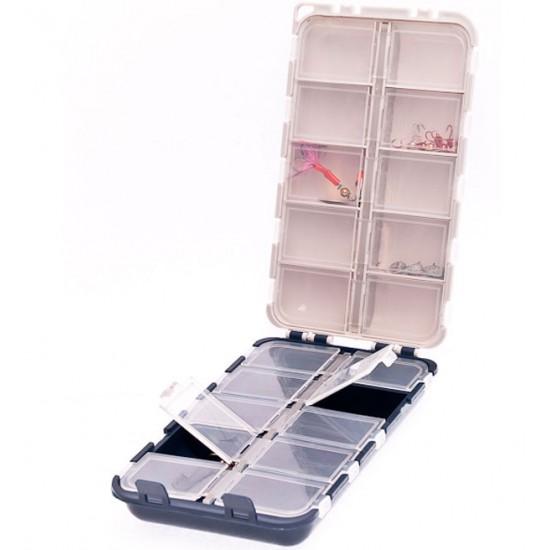 Коробка Aquatech 2420 20 ячеек с крышками