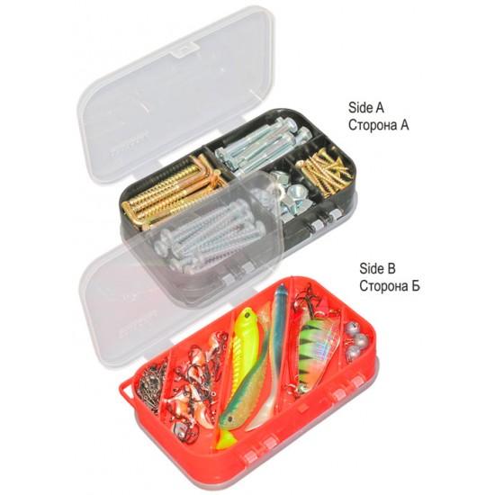 Коробка Aquatech 2510 Коробка двухсторонняя 10 ячеек