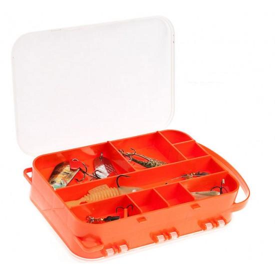 Коробка Aquatech 2515 Коробка двухсторонняя 15 ячеек