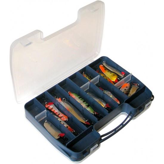 Коробка Aquatech 2546 Коробка двухсторонняя 14-46 ячеек