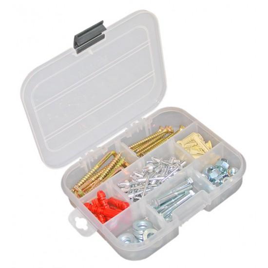 Коробка Aquatech 7001 Коробка 11ячеек с 1-й застежкой