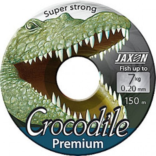 Леска JAXON CROCODILE PREMIUM 0,18mm 25м