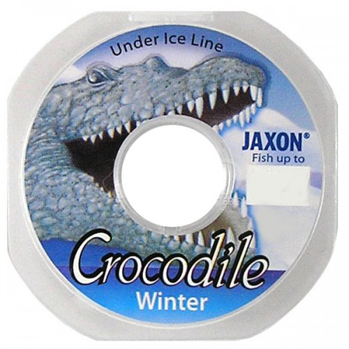 Леска JAXON CROCODILE WINTER 0,08mm 50m