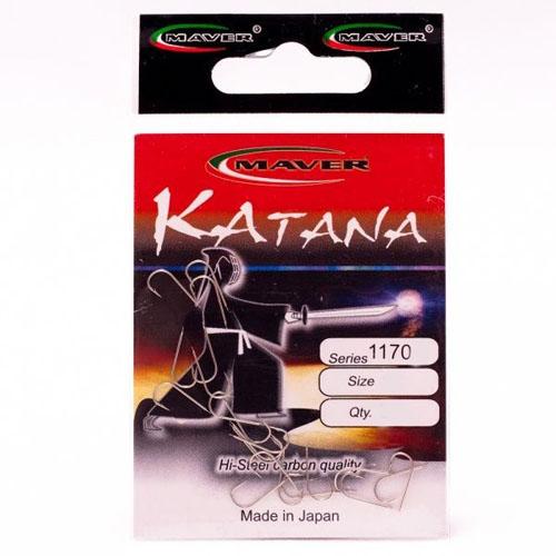 Крючки MAVER Katana 1170 №16