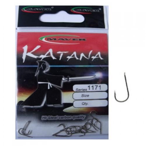 Крючки MAVER Katana 1171 №18