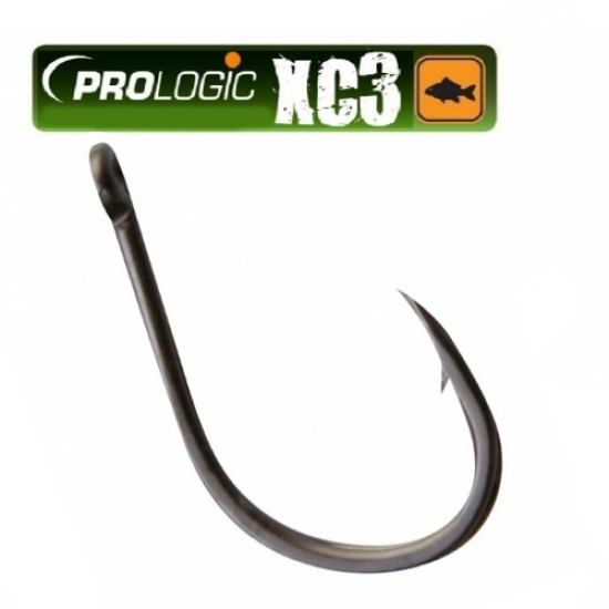 Крючки Prologic  Hook XC3 Size 6-10pcs