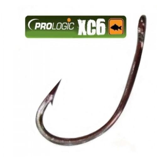 Крючки Prologic  Hook XC6 Size 2-8pcs