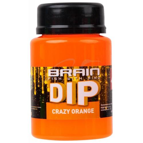 Дип Brain F1 Crazy orange 100ml