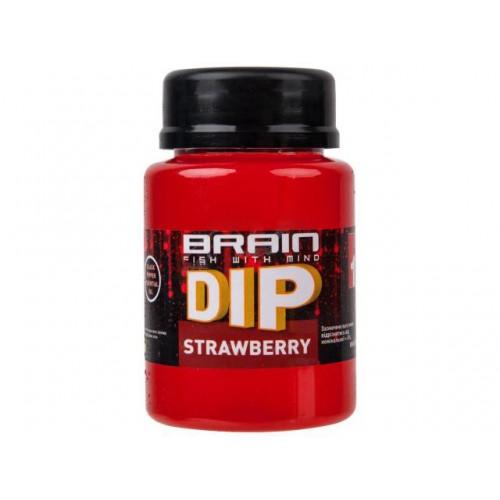 Дип Brain F1 Strawberry 100ml