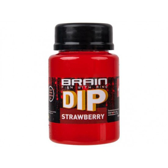 Дип Brain F1 Strawberry 100ml