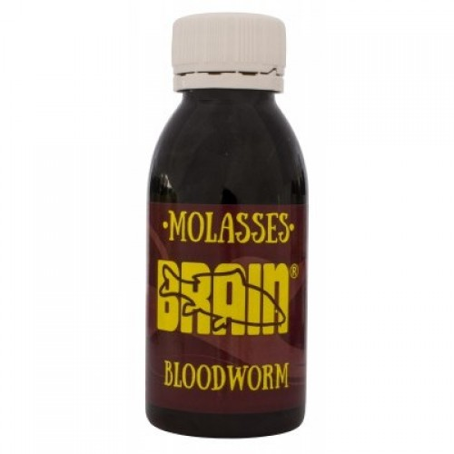 Добавка Brain Molasses Bloodworm (червяк) 120ml