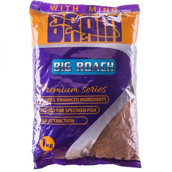 Прикормка Brain Big Roach 1kg