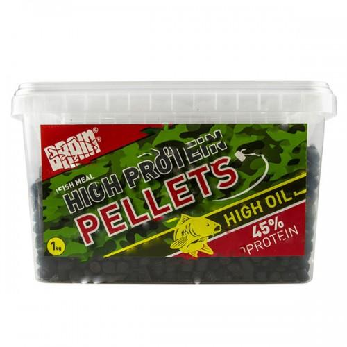 Пеллетс Brain Carp pellets 1000гр,8мм