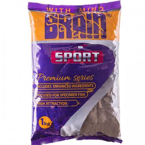 Прикормка Brain Premium Sport 1kg