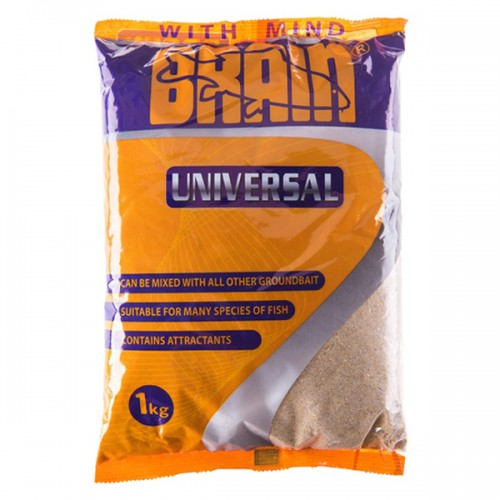Прикормка Brain Universal 1kg