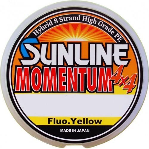 Шнур Sunline Momentum 4*4 150m 0.156mm 10LB/4.2кг