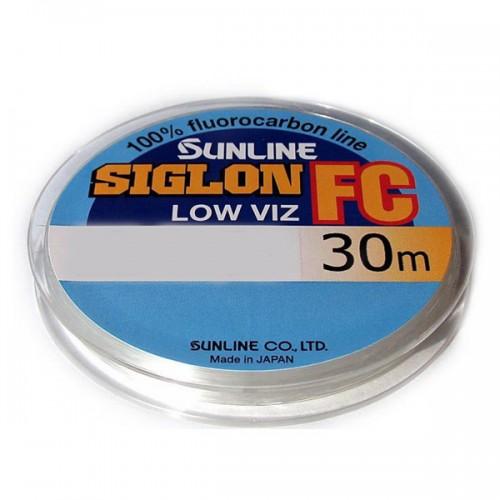 Леска Sunline SIG-FC флюорокарбон 30м 0,225мм 3.4кг